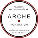 Logo ARCHE Formation - praticien recommandé